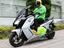 """【自動車】未来を感じる電動バイク! BMW「C evolution」で""""駆け抜ける歓び""""を実感"""