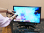 Nintendo Switchの「ストII」をプレイ!リアル波動拳が撃てる!?