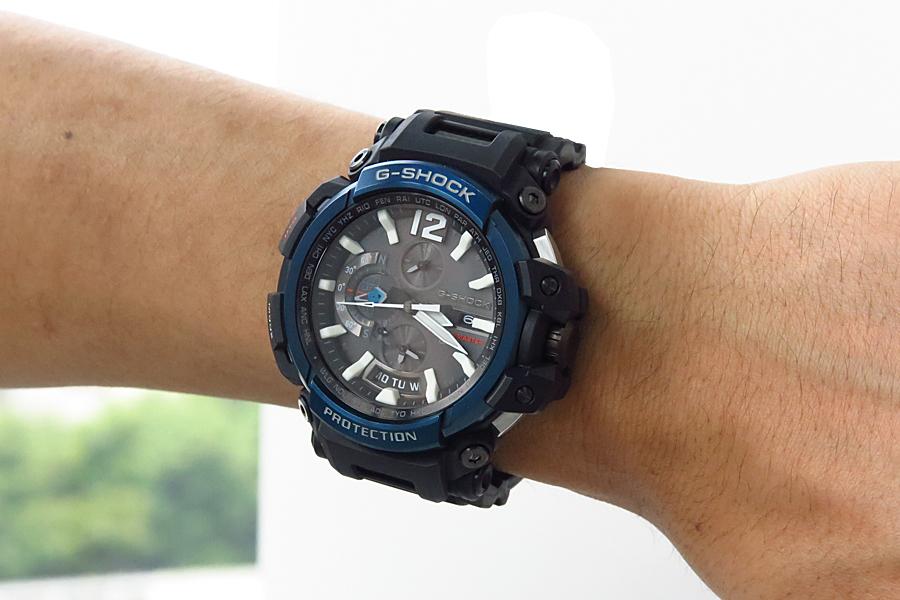 57b625e98b Bluetooth を搭載するGPSハイブリッド電波ソーラーウオッチ、GPW-2000。発売されたばかりだが、価格.comの「腕時計」カテゴリーの人気売れ筋ランキングでは12位に入っ て ...