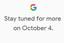 【PC・スマホ】Googleの最新スマホ「Pixel」は10月4日に登場!注目は日本国内での発売