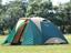 【スポーツ】初めてのファミリーキャンプには設営しやすく快適な「ドームテント」
