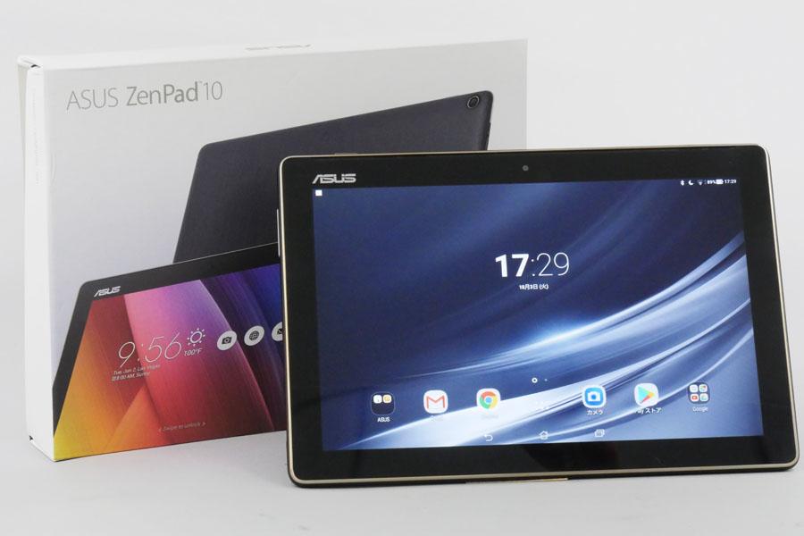"""be52395998 約2万円の格安タブレット、ASUS「ZenPad 10」は""""使える""""のか? 実際に ..."""