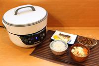 """""""2つの鍋""""でマルチに料理! その名も「フュージョンクッカー」はお家ごはん派の強い味方"""