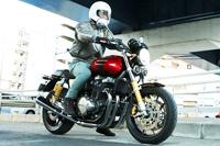 空冷エンジンの魅力を最新技術で再現した、ホンダ「CB1100 RS」の鼓動感にシビれる!
