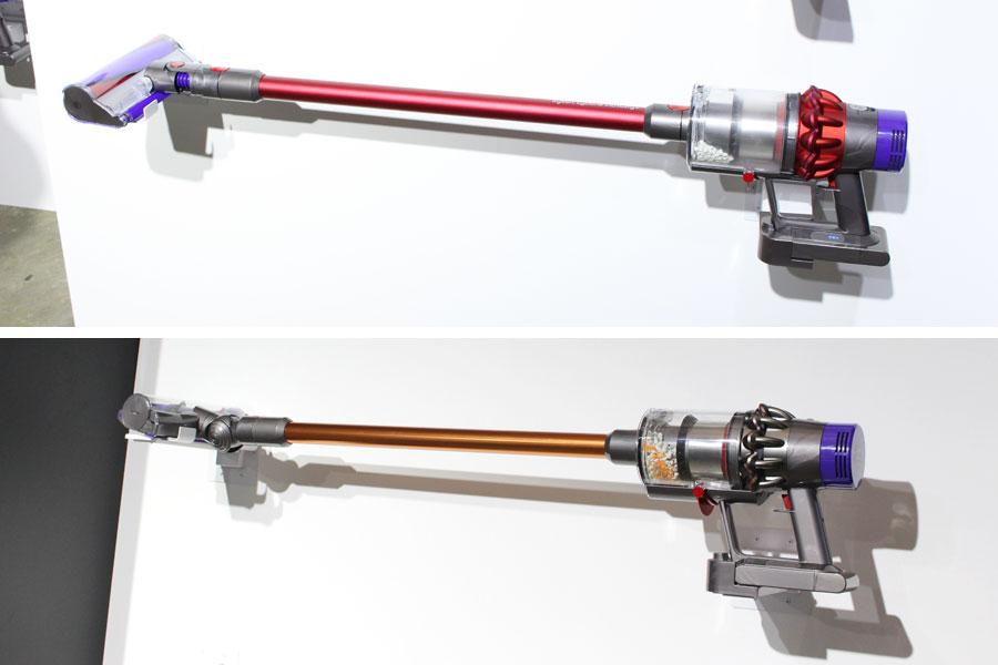 コード付きより強力 ダイソン新コードレス掃除機 v10 の威力とは