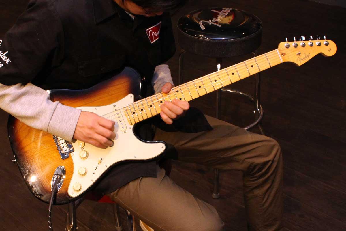 こんなギターありえない! 2018年も攻めてるFenderの新モデル一挙紹介