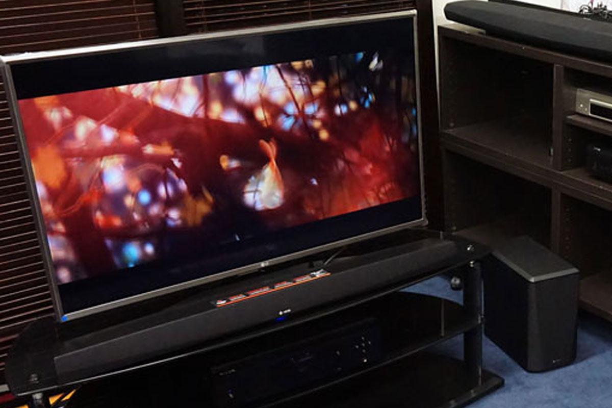 音楽ストリーミングにも対応したデノンの多機能サウンドバー「HEOS HomeCinema」