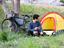 荷物を積んで出かけるバイクパッキングでひとりキャンプにトライ!