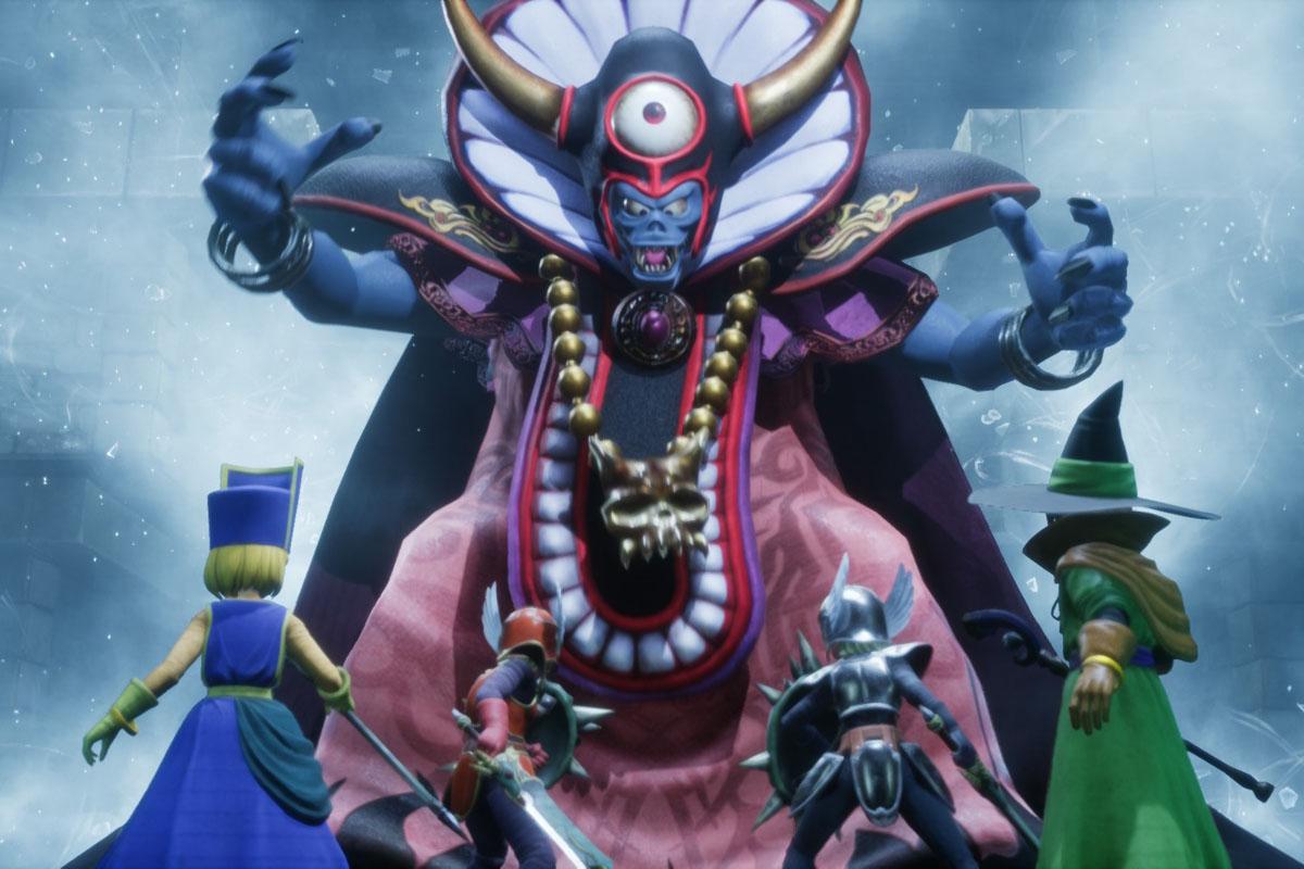 「ドラクエVR」を体験! 大魔王ゾーマと戦ってわかる勇者のすごさ