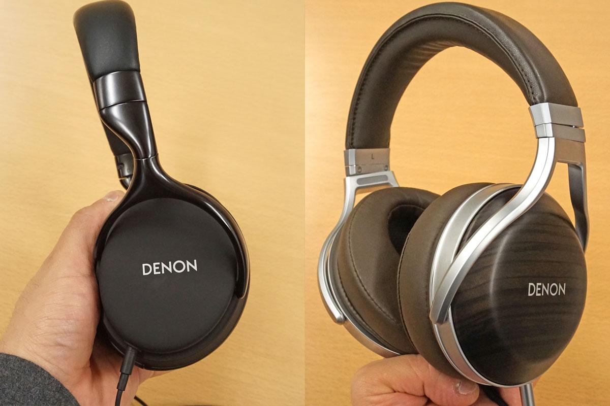 デノンの伝統を受け継ぐ最新ヘッドホン「AH-D5200」「AH-D1200」徹底レビュー