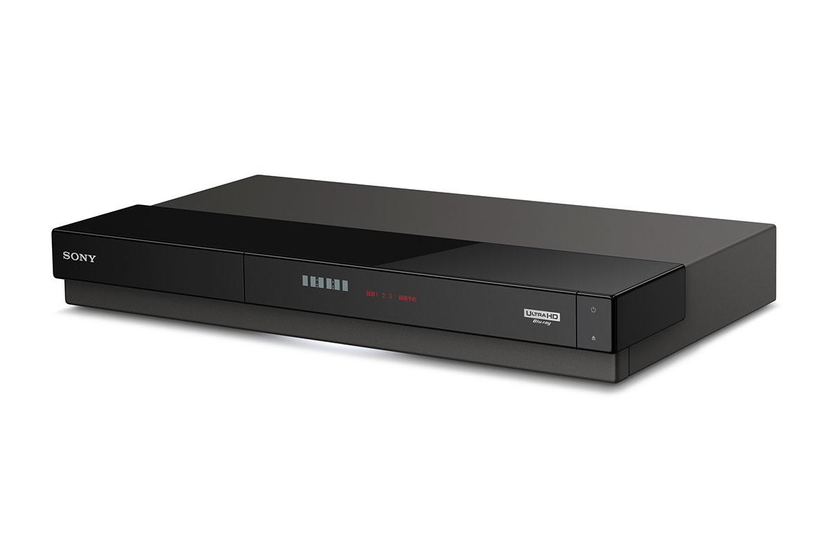 ソニー初の4K Ultra HDブルーレイ対応BDレコーダーが登場