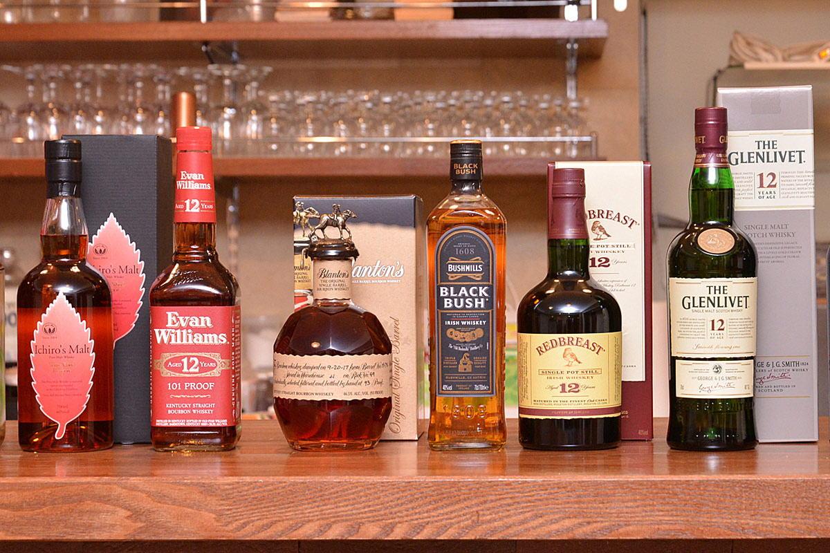 《2018年》今買うべき人気のウイスキーを紹介! 「目白田中屋」店長が飲み方も伝授