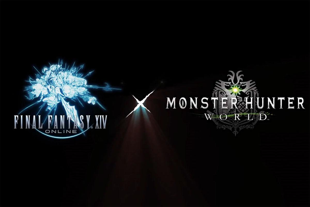 FF XIVとモンハンワールドがコラボ! スクエニのE3発表会まとめ