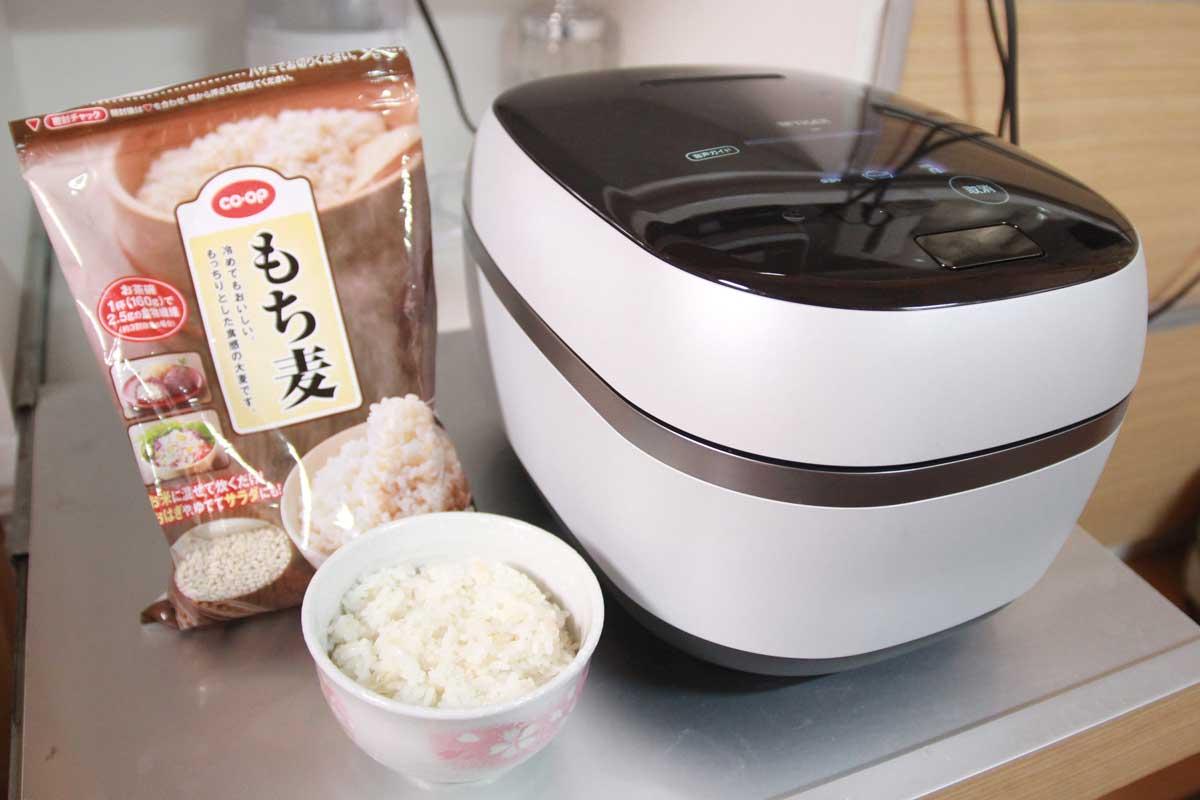 タイガーの高級圧力IH炊飯器が半額になっててお得! 麦めし好きオヤジがその魅力に迫る
