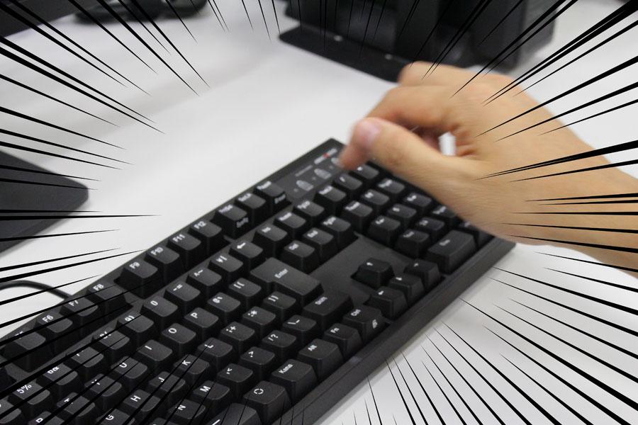 bcccf44298 静音キーボード打ち比べ! タイピング音の大きい価格.com社員が徹底検証 ...