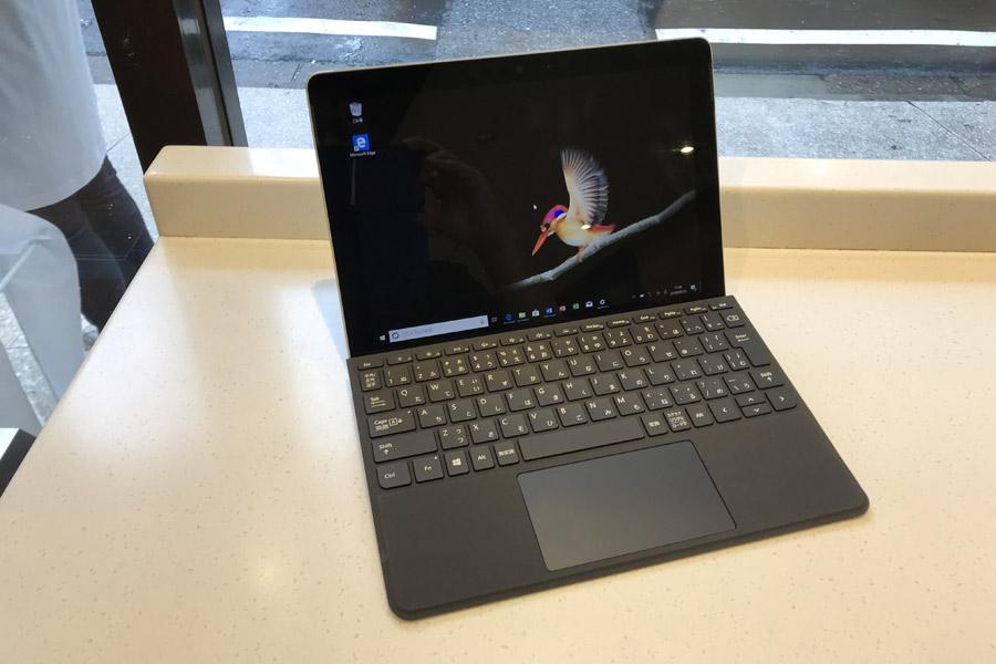 Surface Go」は持ち運び用のサブマシンとしては最高かもしれない ...