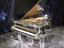 """【ホビー】""""YOSHIKIのピアノ""""が1億円で発売! カワイが世界5台限定受注生産"""