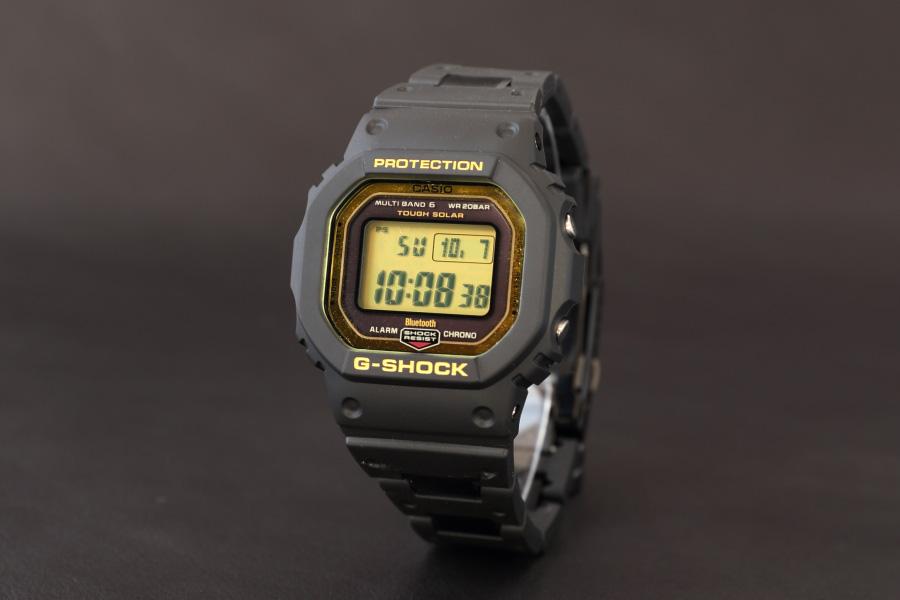 0ebafe2a14 G-SHOCKの名作「5600」がスマホ連携! メチャクチャ使いやすくなった ...