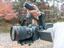 カメラ用ジンバル「Weebill Lab」レビュー。つり下げ持ちで安定度アップ!