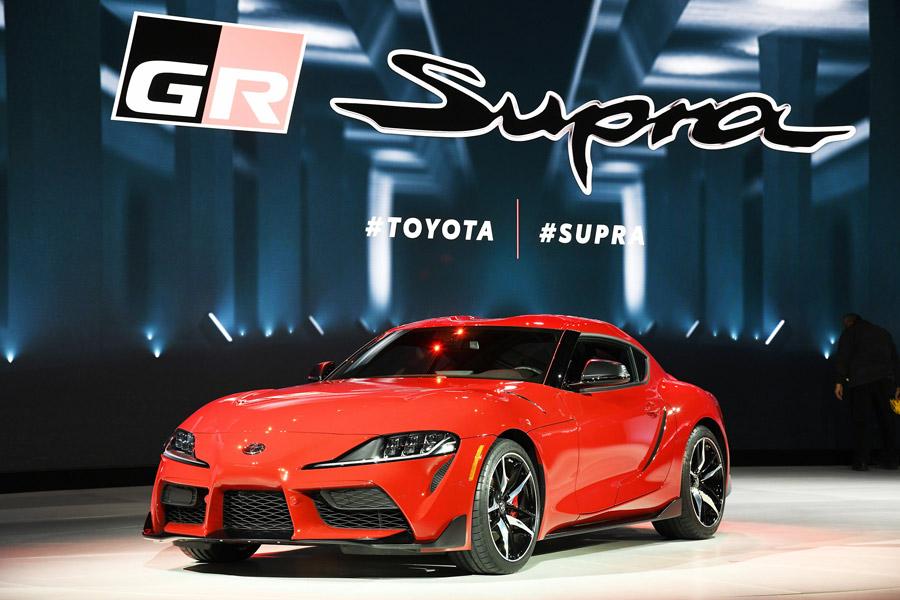2019年1月、アメリカのデトロイトで開催された北米国際自動車ショーにおいて、トヨタ自動車の豊田章男 代表取締役社長は、「スープラは、これまで以上にいいクルマ