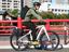 東京横断55km! パナソニックのクロスバイクタイプのe-Bikeで観光地巡り