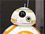 「スター・ウォーズ」の新ドロイド「BB-8」と遊んでみました!