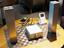 四角柱のスピーカーを採用したオーディオシステム「i-SIDE」登場