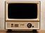 ブラウン管テレビのような液晶テレビ「VT203-BR」が自宅に来た!