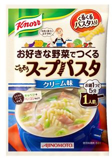 ごちそうスープパスタ クリーム味