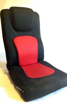 ほんの少しの贅沢! 「Colori 無段階リクライニング 座椅子」