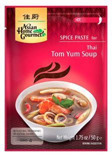 タイ風トムヤンスープ