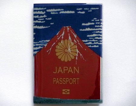 まさに赤富士。これを見た瞬間、日本人でよかったと思いました