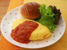 「完熟トマト&3種のチーズ」オムレツにかけるだけで、お店の味!