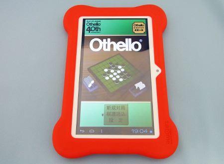 オセロなど、大人も白熱してしまいそうなアプリもあったり…