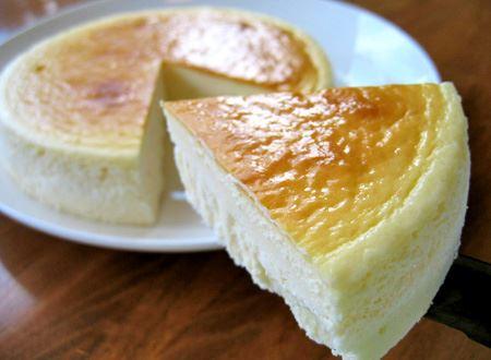 チロル ふわっと超濃厚チーズケーキ
