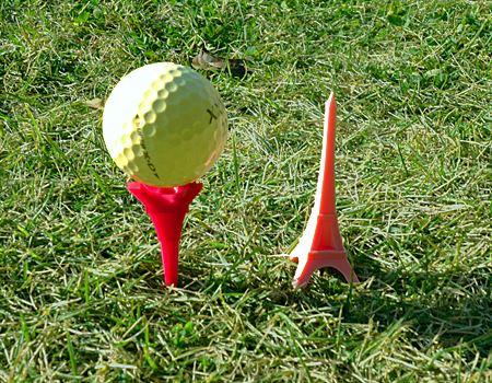 しっかりゴルフボールを支えてくれます