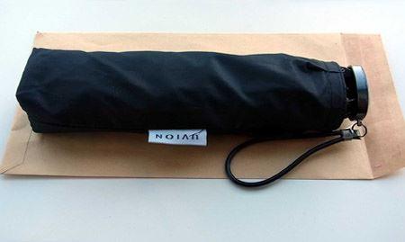 長3の定型郵便の封筒にスッポリとおさまる大きさです