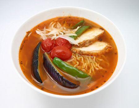 スープまで飲み干したい一杯です