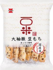 岩塚製菓 大袖振豆もち