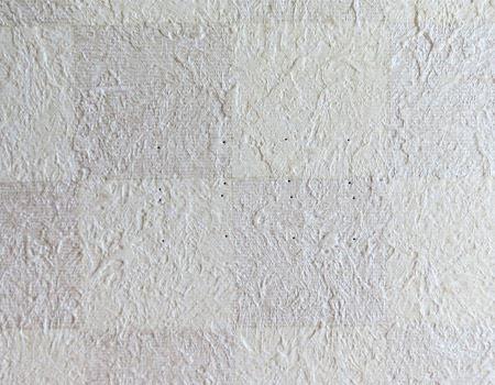 はずした後の壁。ちょっぴり跡が残りますが、ほとんどわかりません