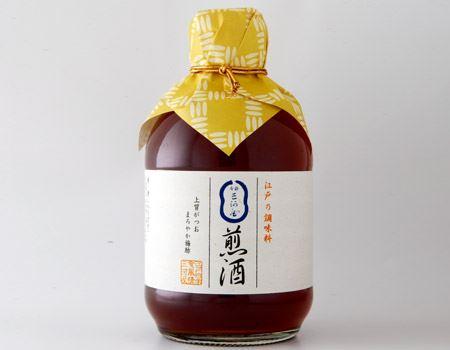 煎酒(いりざけ)