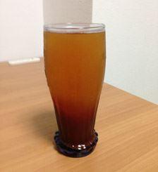 ビールとトマトジュースで「レッドアイ」完成!