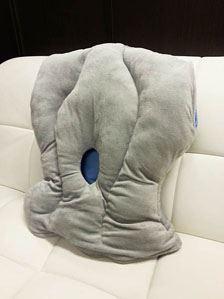 ダチョウ枕