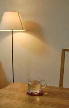 テーブルがおしゃれカフェみたいな雰囲気に!