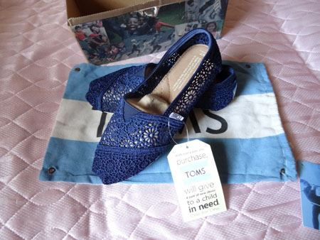 TOMS Crochet Women's Classics