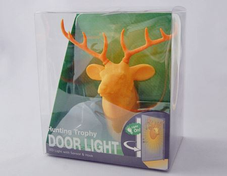 Hunting Trophy DOOR LIGHT(ハンティングトロフィー ドアライト)