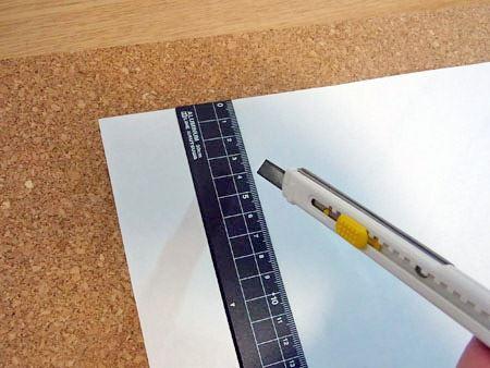 サイズは15×20cmと、A5サイズ(14.8×21cm)に近い感じ。大きめにプリントしてカットするのがいいでしょう