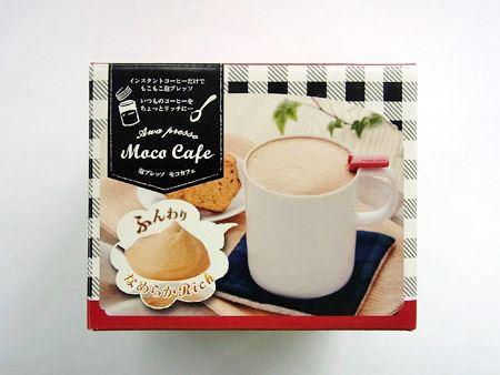 泡プレッソ モコカフェ