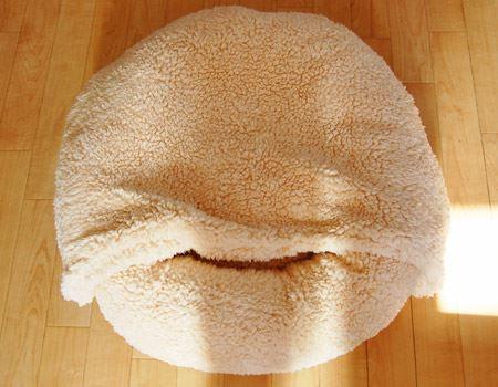 抗菌防臭ふんわりブランケット付ベッド