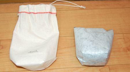 ちなみに外袋と中袋に分かれているので、外袋が汚れても洗濯できますよ